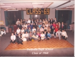 Class of '68- 20 year reunion